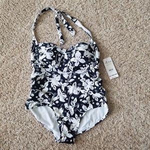 Catalina Plus Size 2x One Piece Swimsuit NWT